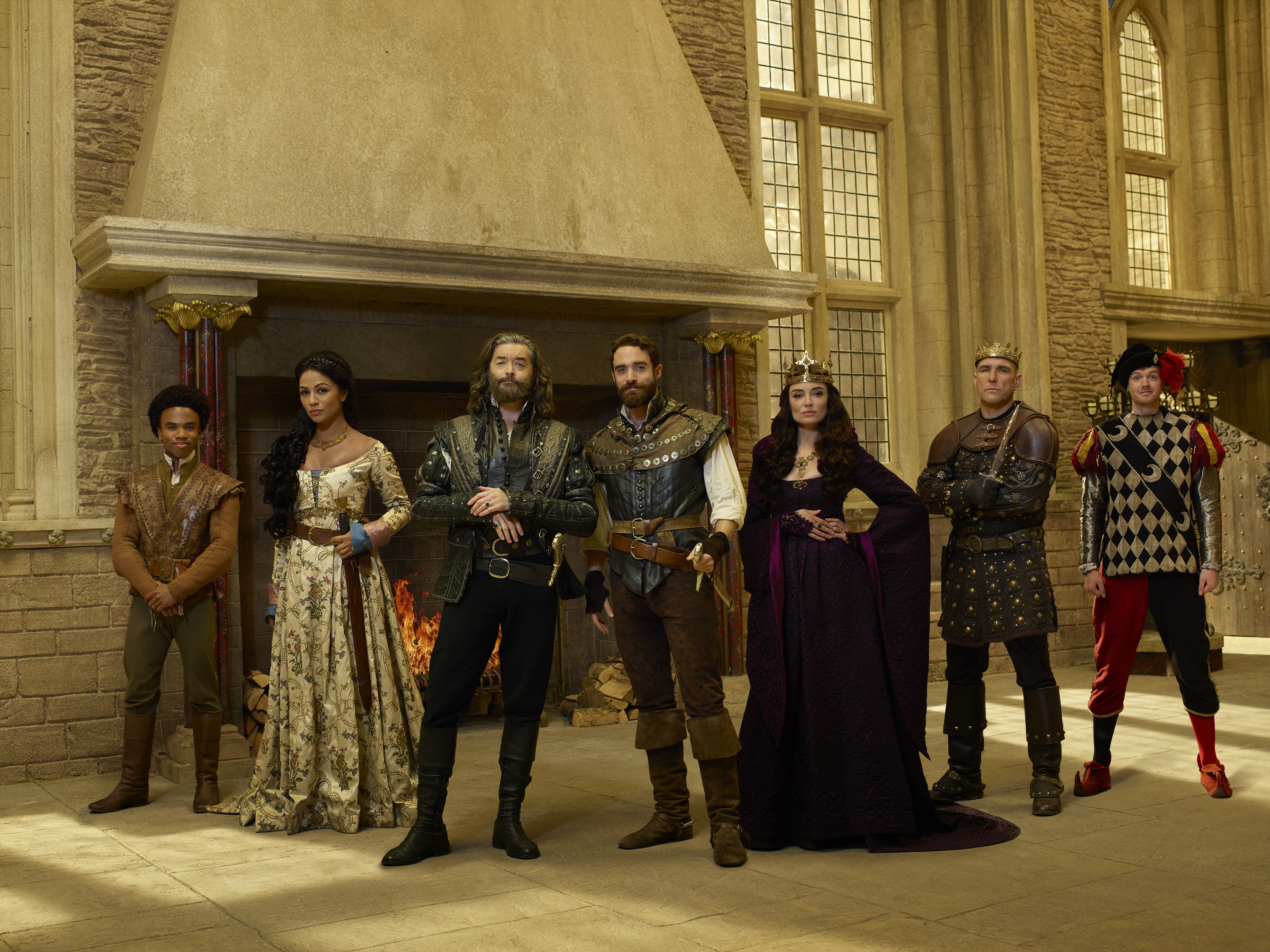 LUKE YOUNGBLOOD, KAREN DAVID, TIMOTHY OMUNDSON, JOSHUA SASSE, MALLORY JANSEN, VINNIE JONES, BEN PRESLEY
