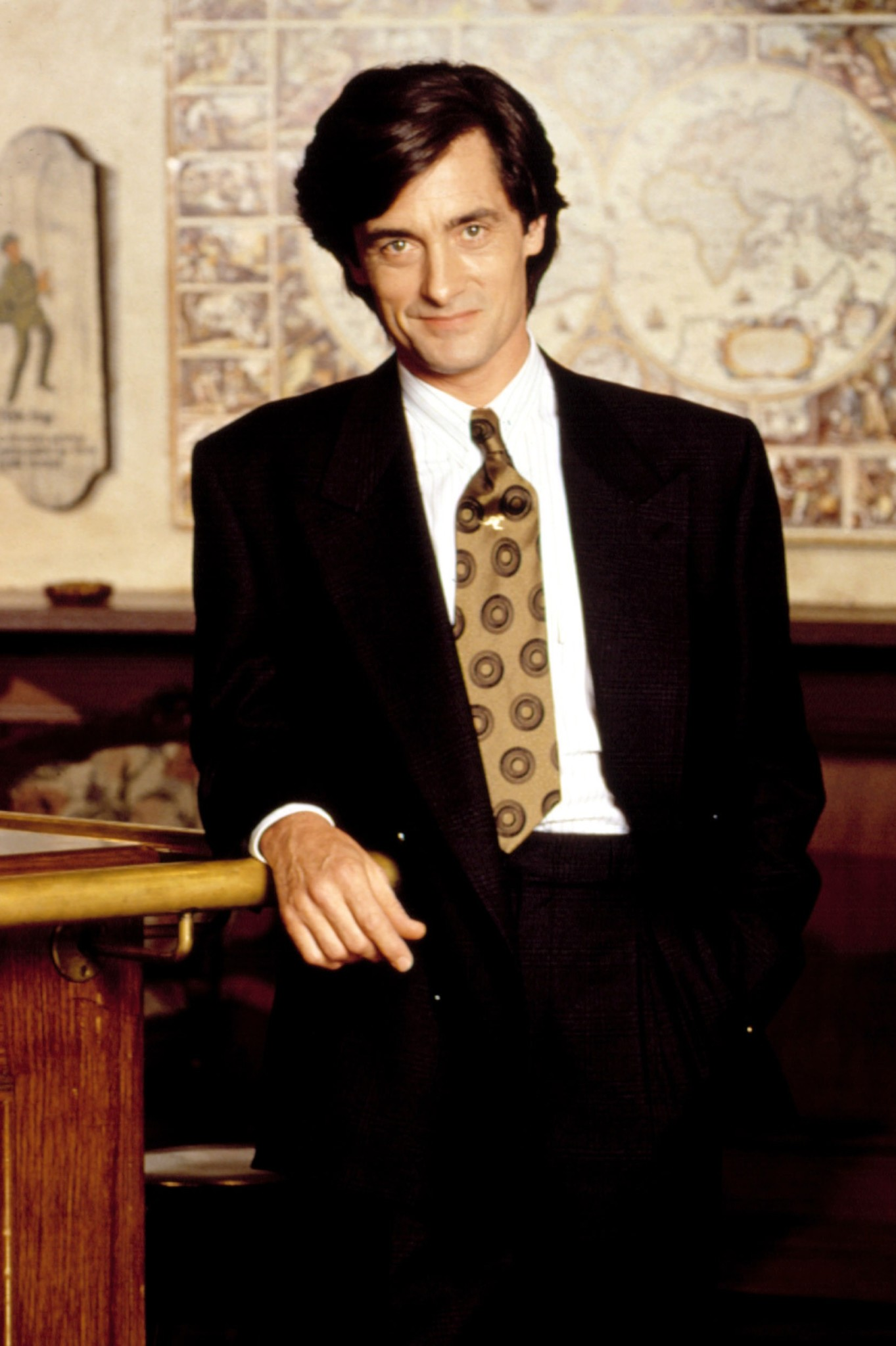 CHEERS, Roger Rees, 1982-93, © NBC / Courtesy: Everett Collection