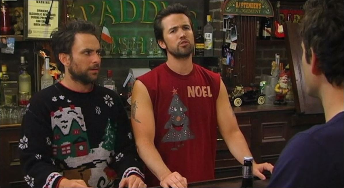 Ugly Christmas Sweater - It's Always Sunny in Philadelphia