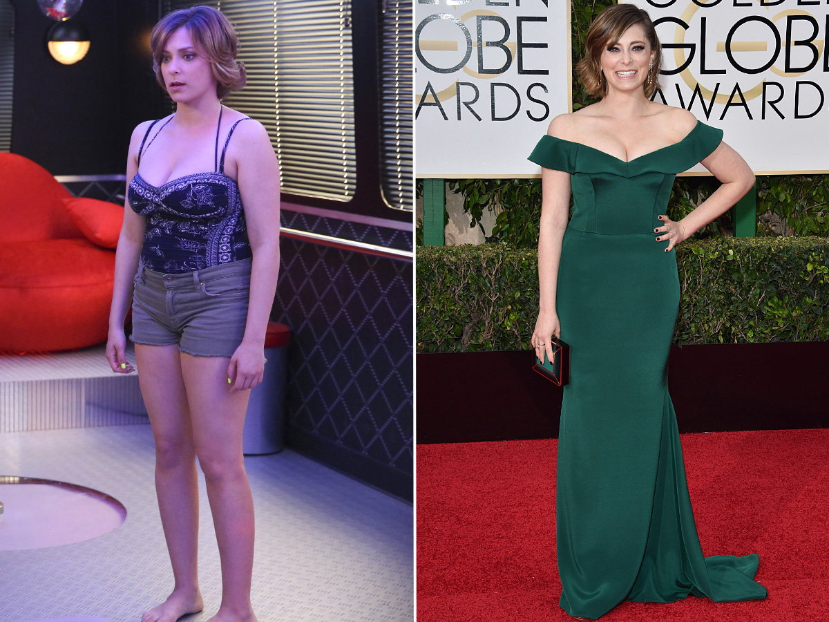 Rachel Bloom, Golden Globes 2016