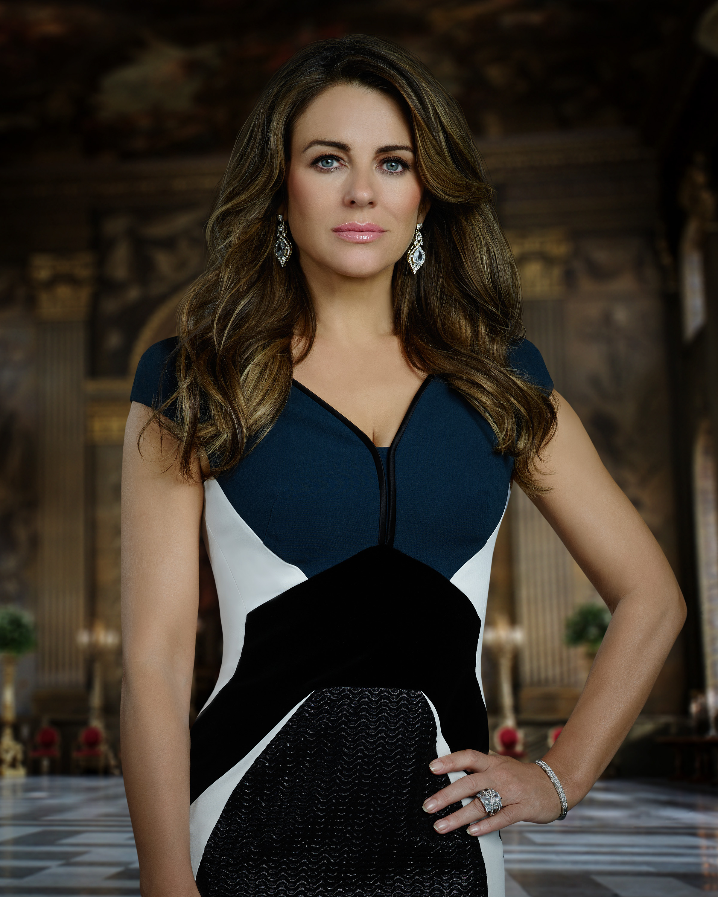 The Royals, Season 2, Elizabeth Hurley