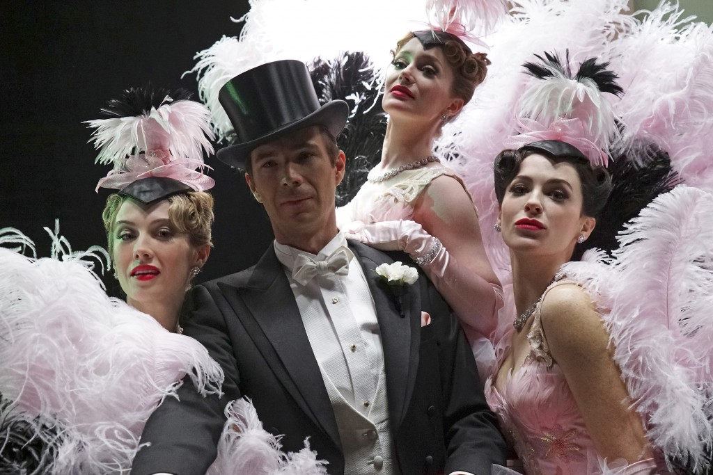 WYNN EVERETT, JAMES D'ARCY, LOTTE VERBEEK, BRIDGET REGAN