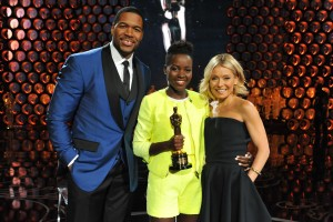Michael Strahan, Kelly Ripa, After the Oscars