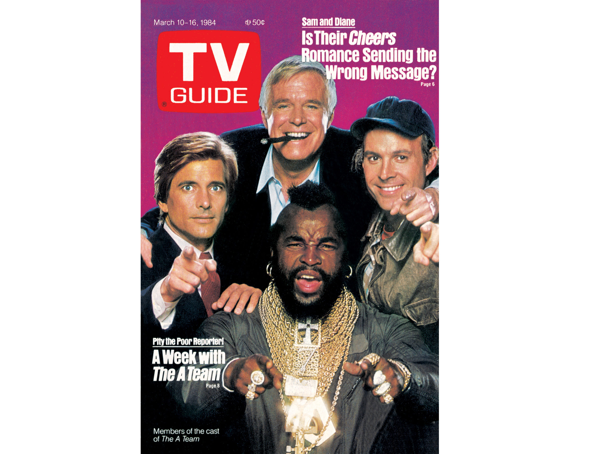 20 Classic Tv Guide Magazine Covers From The 1980s Photos Tv Insider