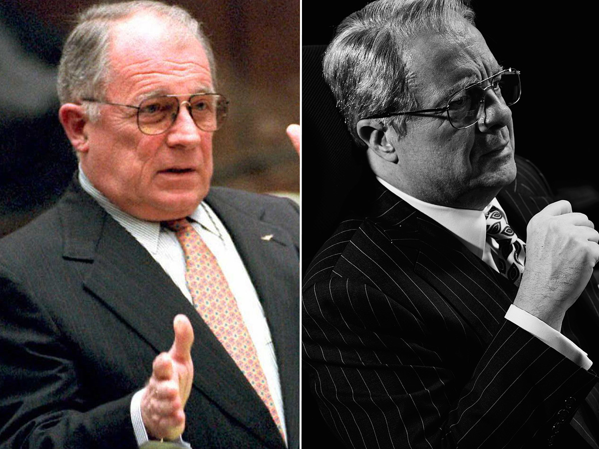 F. Lee Bailey, Nathan Lane