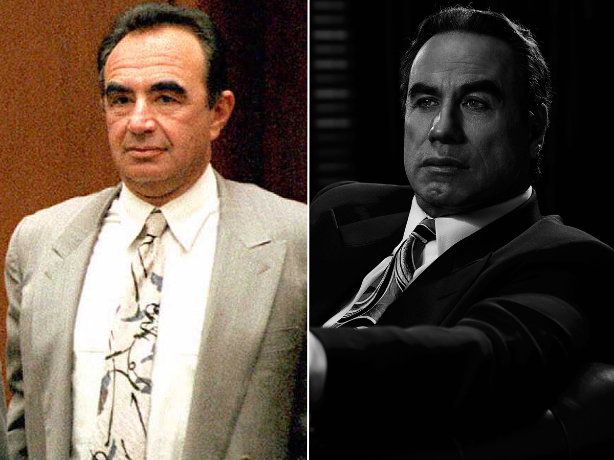 Robert Shapiro, John Travolta