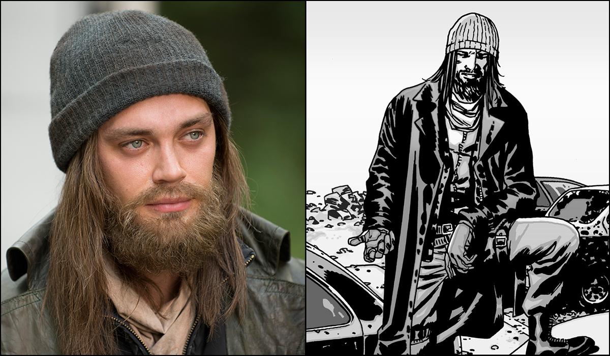 The Walking Dead - Jesus