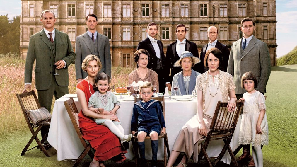 'Downton Abbey' Movie Happening, Original Cast & Creator Returning