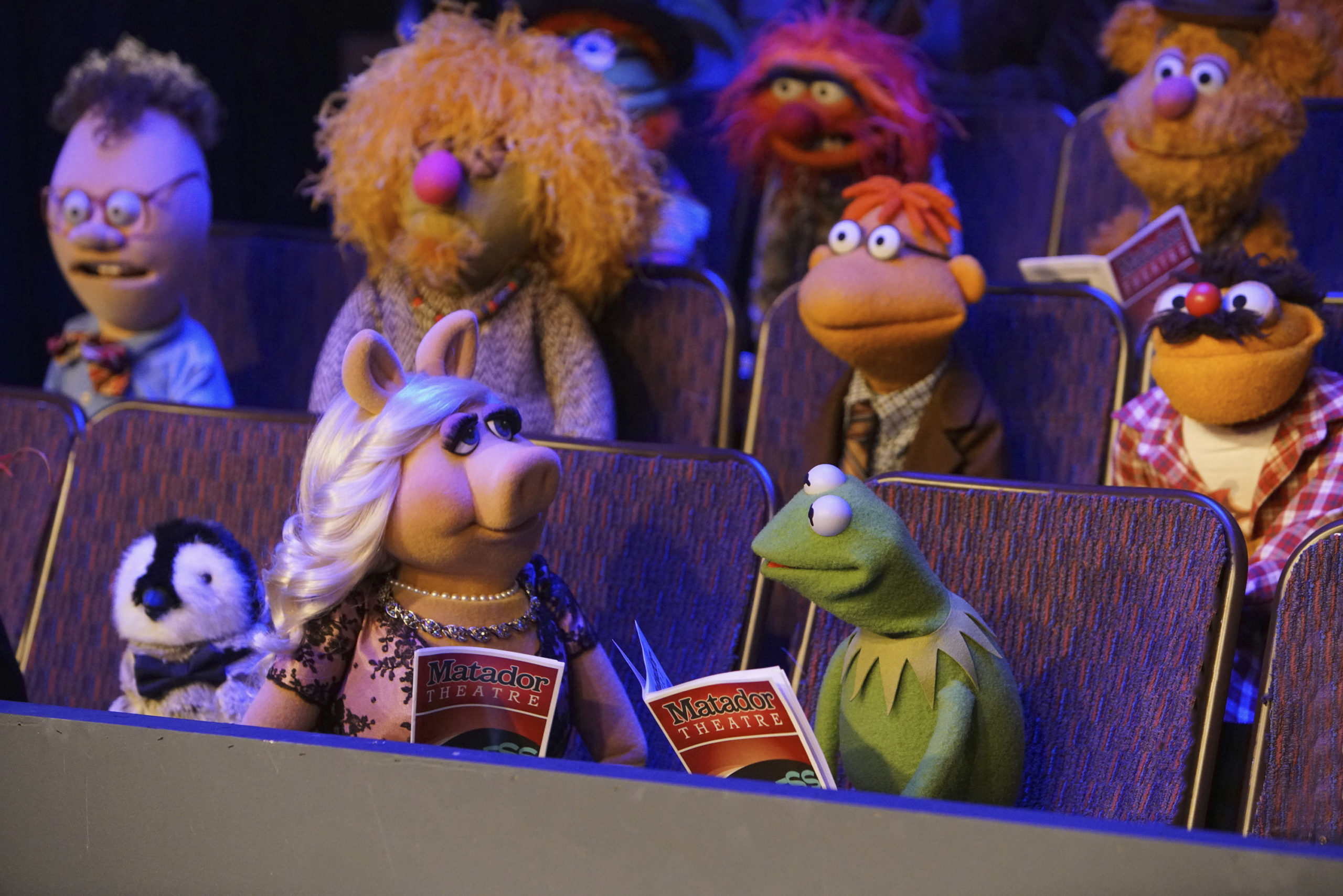 the muppets upfront