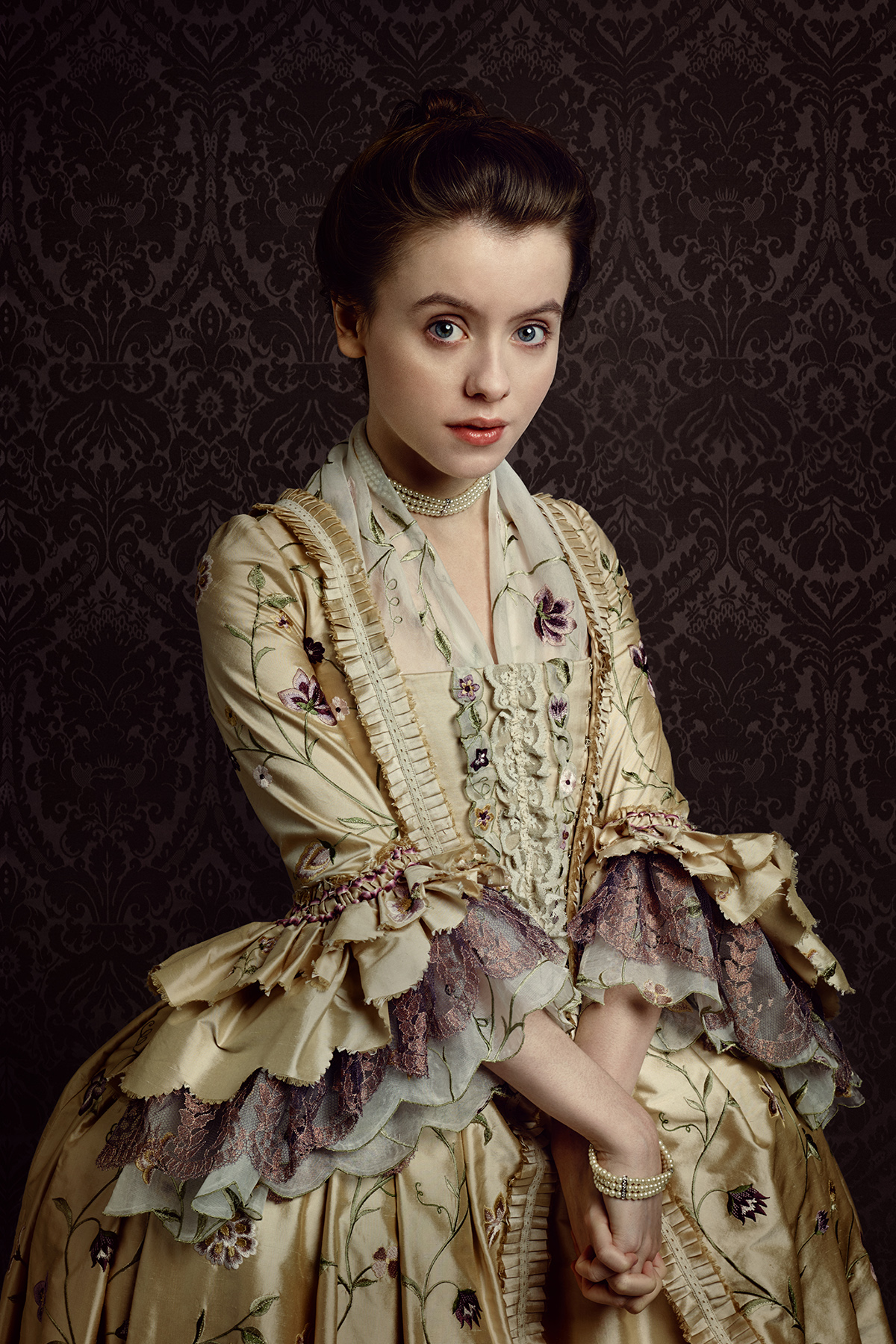 Outlander Season 2 2016 - Mary Hawkins (Rosie Day)