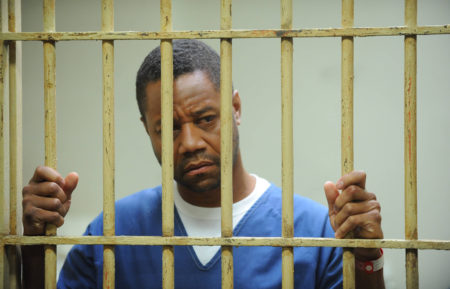 The People v. O.J. Simpson, Cuba Gooding Jr.