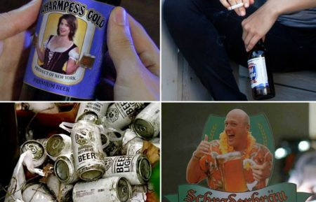 fictional TV beers