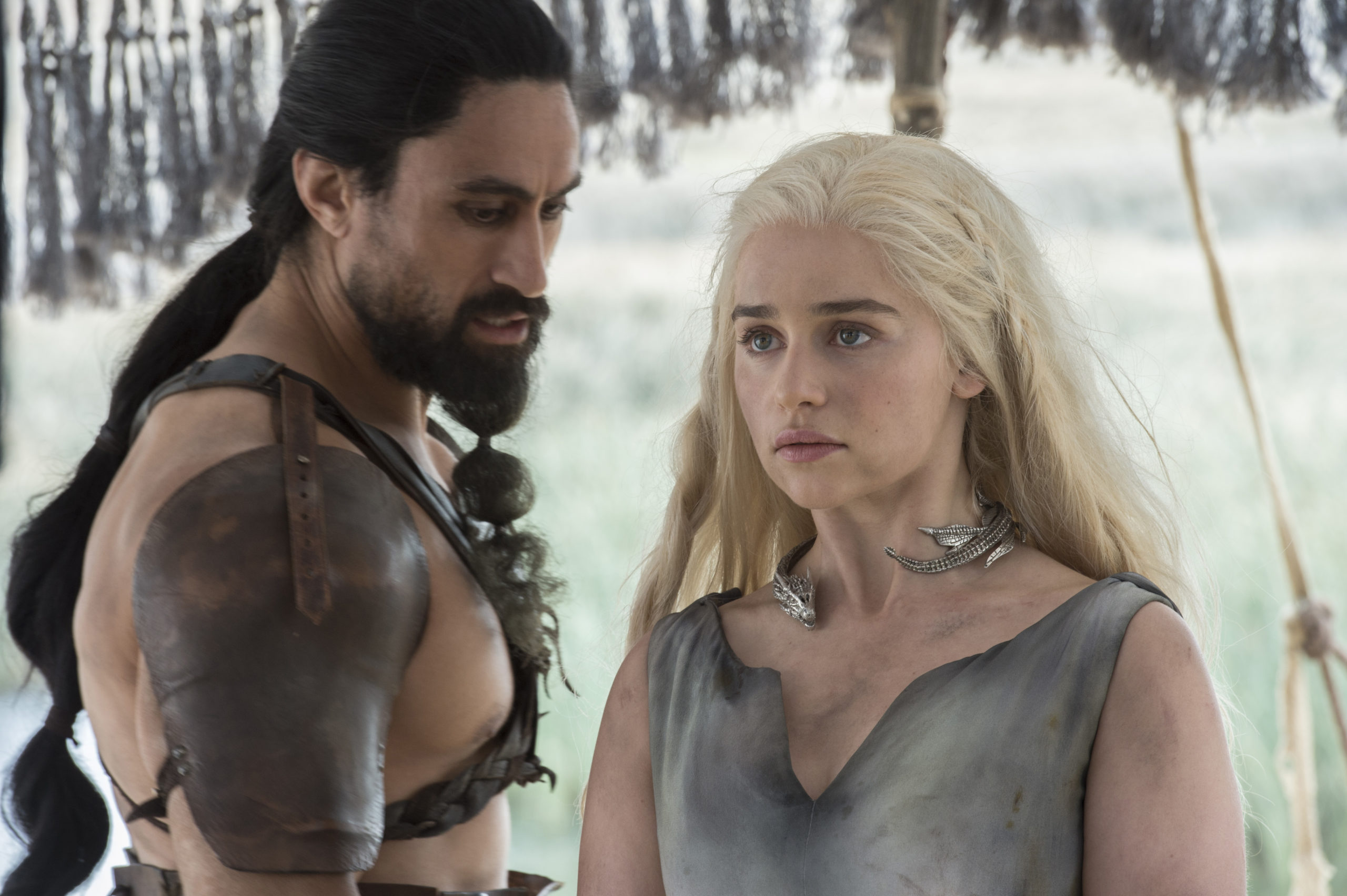 Game of Thrones, Joe Naufahu, Emilia Clarke