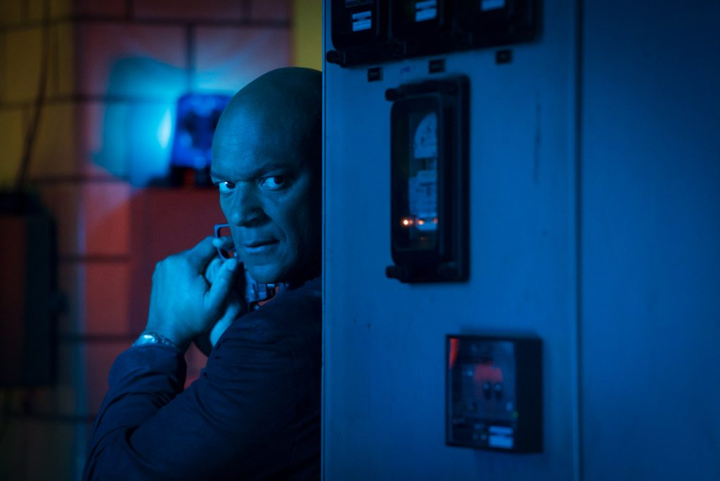 Limitless, Colin Salmon