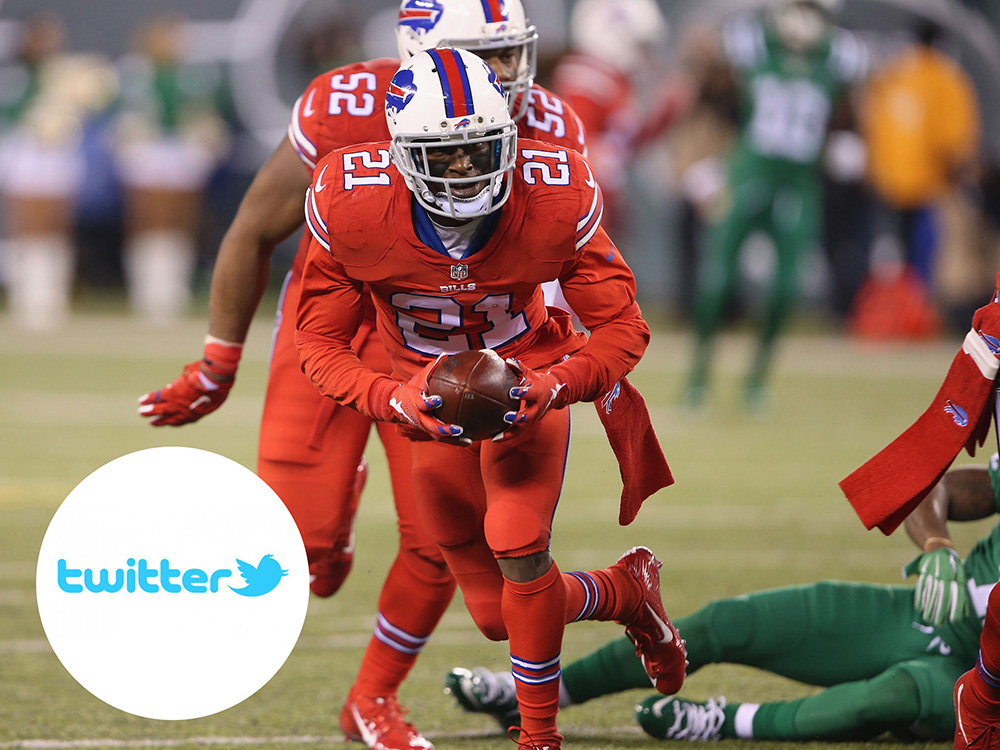 RBs meets RTs thanks to Twitter's new NFL deal.
