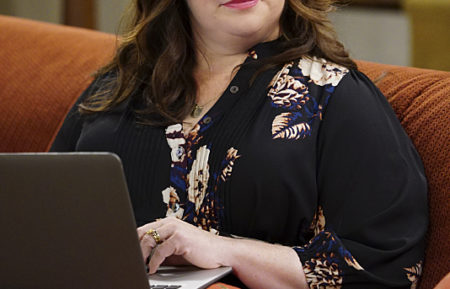 Melissa McCarthy on Mike and Molly