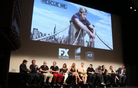 ATX Television Festival - Rescue Me Reunion
