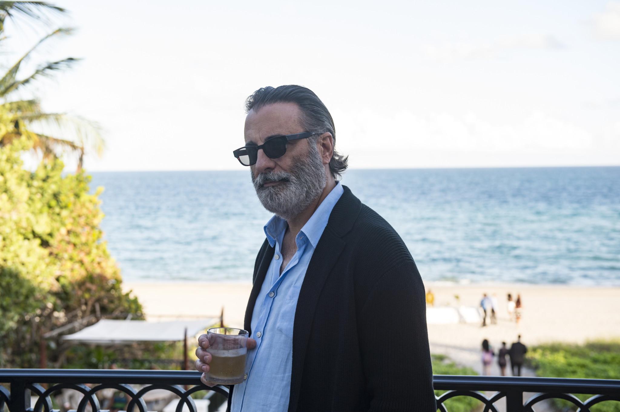 Ballers, Andy Garcia
