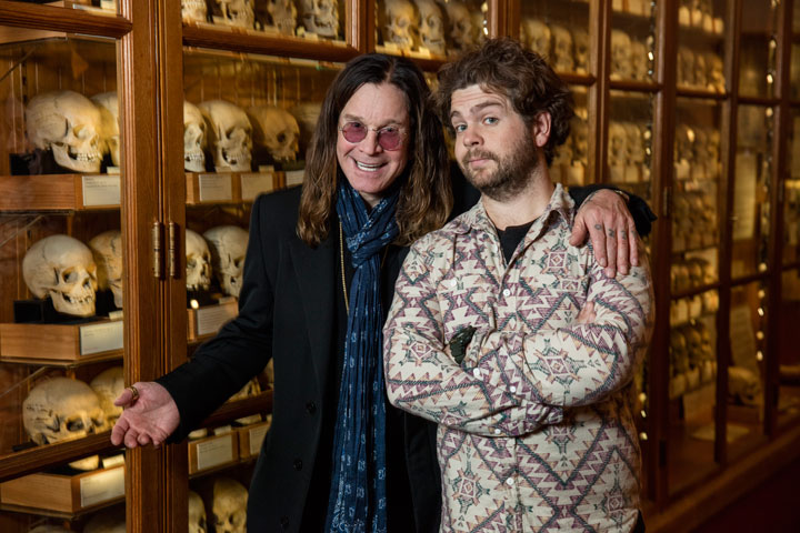 Ozzy Osbourne Revisits the Alamo on Ozzy & Jack's World Detour