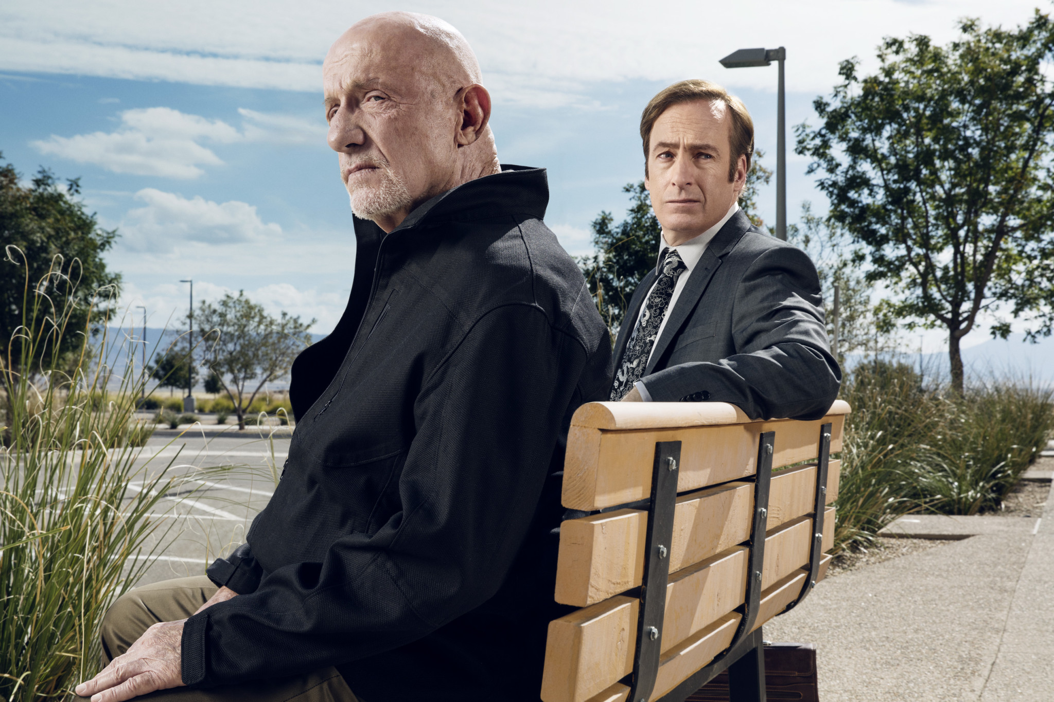 Better Call Saul Jonathan Banks Bob Odenkirk