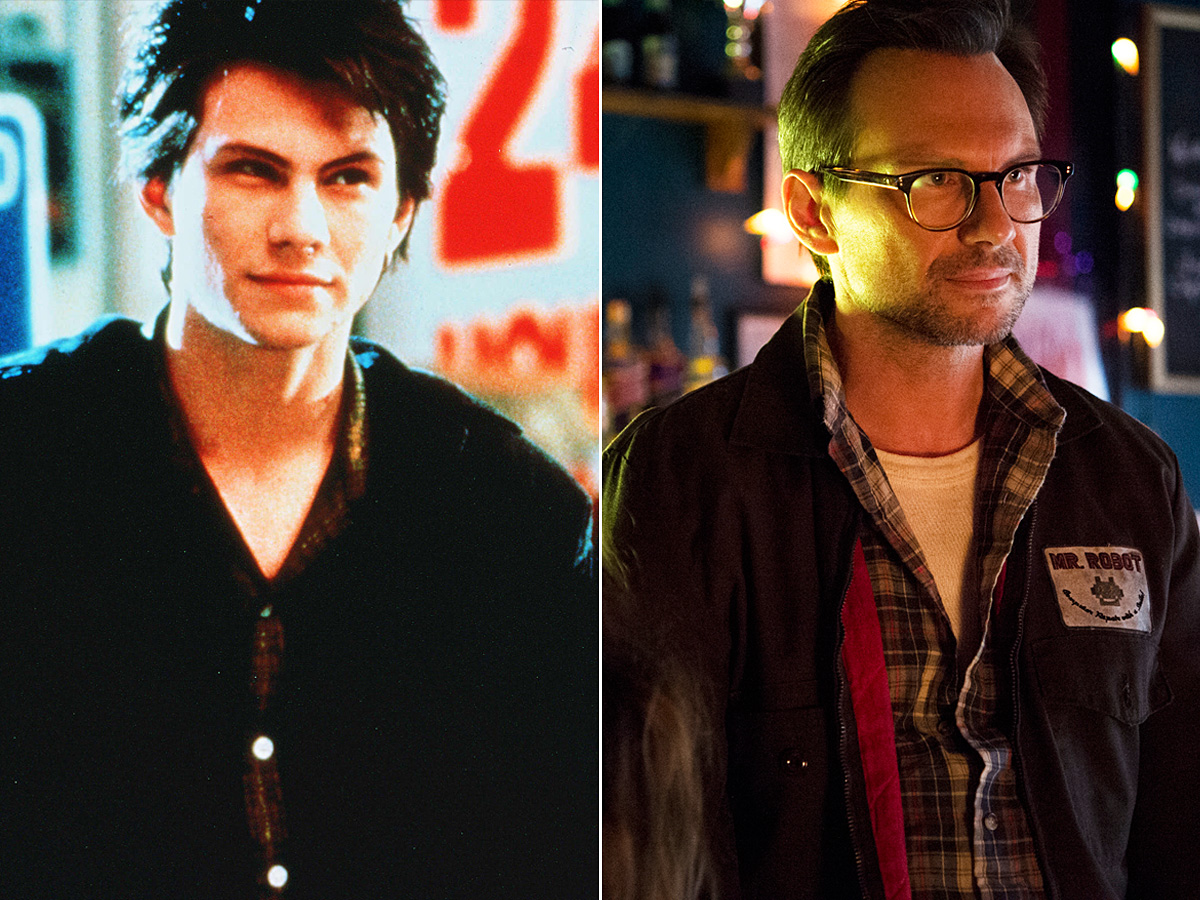 Heathers, Mr Robot, Christian Slater