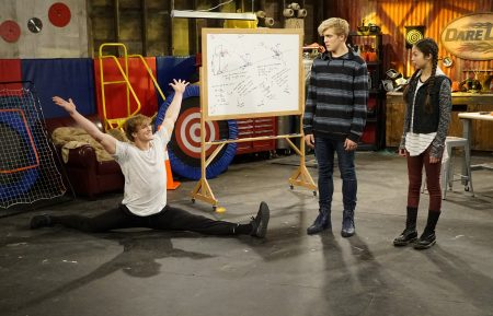 Logan Paul, Jake Paul, Olivia Rodrigo on Bizaardvark
