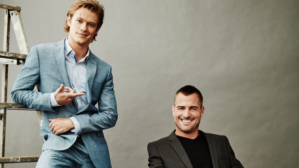'MacGyver': Lucas Till and George Eads on Their Brotherly Bond