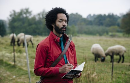 People of Earth Wyatt Cenac