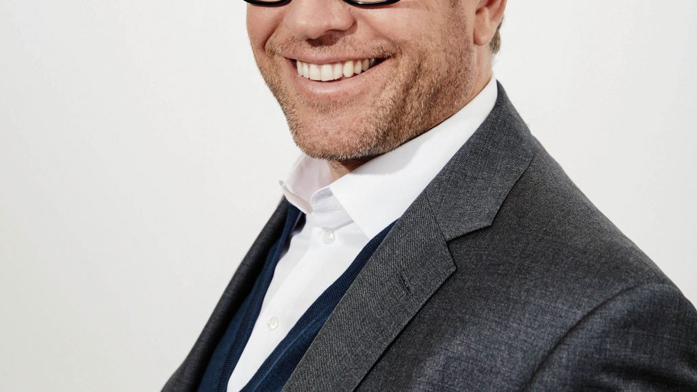 Michael Weatherly TVGM photo shoot