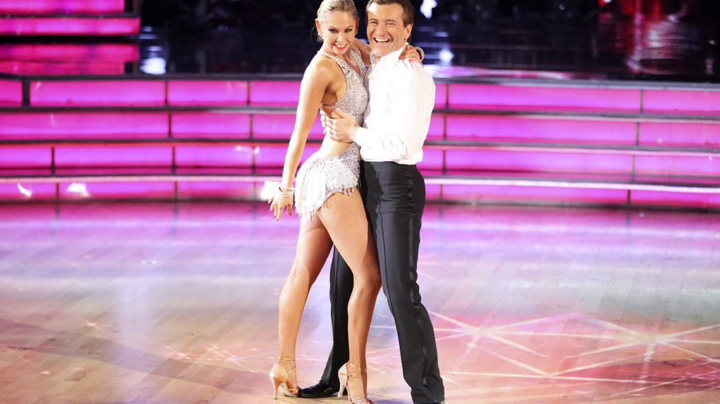Robert and Kym Herjavec on How Being Partners on DWTS Led to Being Partners in Life