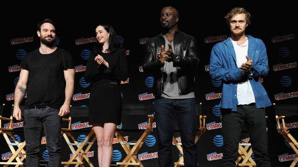 Marvel Introduces The Defenders, Announces Sigourney Weaver as Villain, Releases New Iron Fist Trailer
