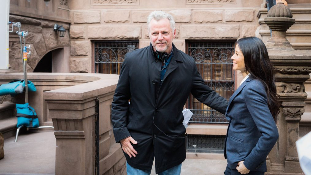 Elementary: Aidan Quinn on Directing an Episode of the CBS Drama