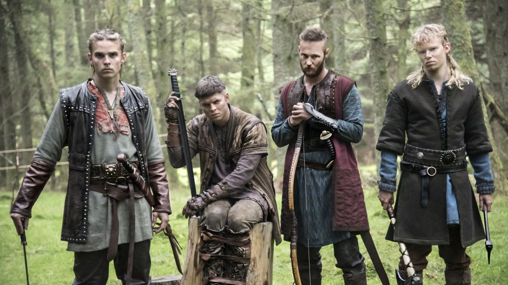 history orders 20 episodes for season 6 of vikings tv insider