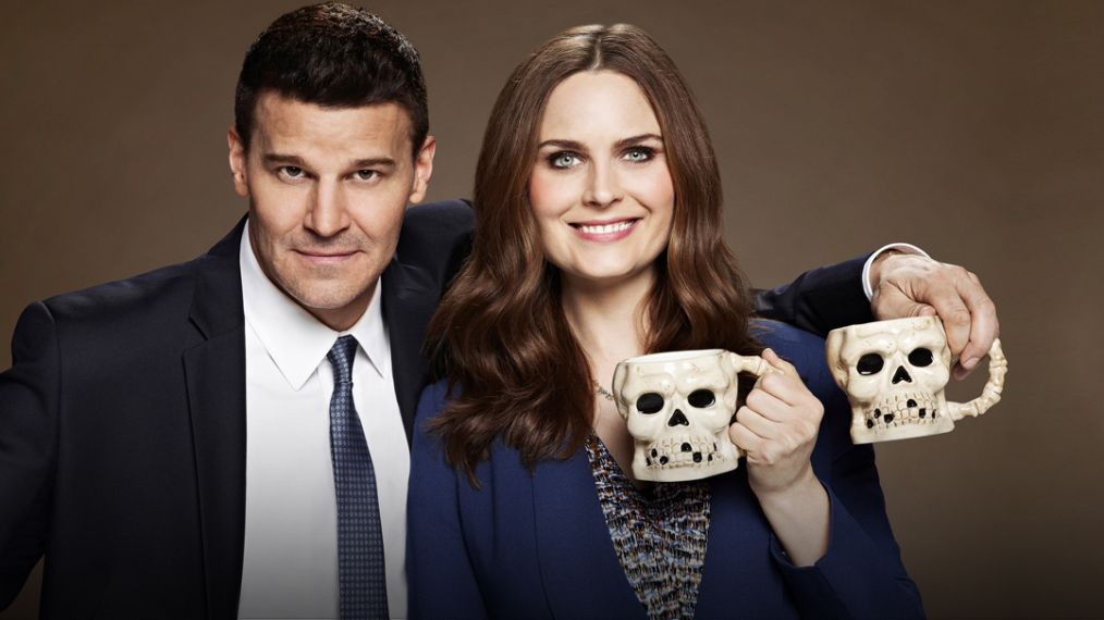 Bones - David Boreanaz, Emily Deschanel