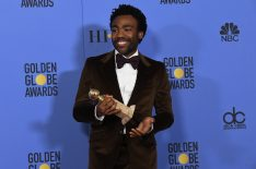 Donald Glover on Preparing For His Star Wars Role as Lando Calrissian, and His Big Golden Globe Win