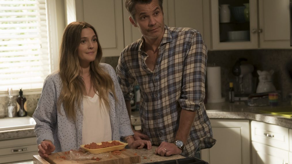 'Santa Clarita Diet': The Couple That Slays Together Stays Together?