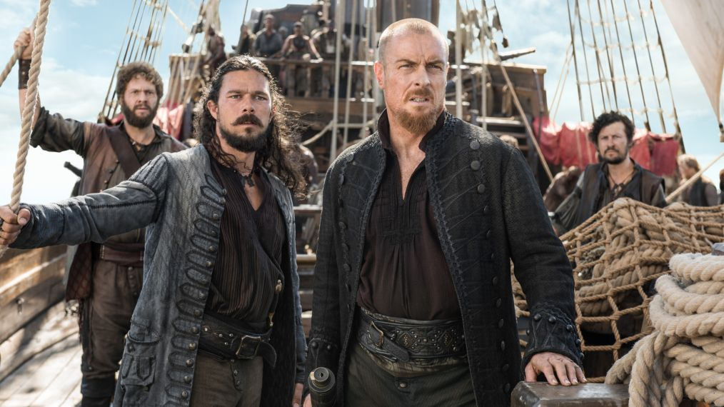 In 'Black Sails' Final Voyage, 'No One is Untouchable'
