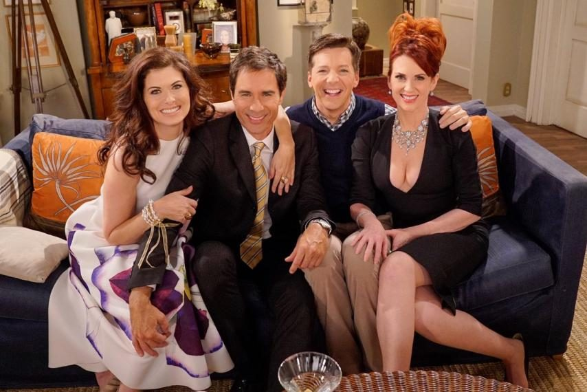 NBC Orders Will & Grace Revival