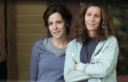 When We Rise - MARY-LOUISE PARKER, RACHEL GRIFFITHS