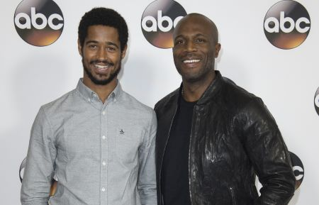 ALFRED ENOCH, BILLY BROWN