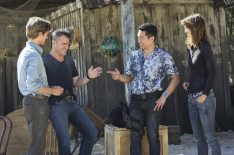 Mac and Jack Head to the Aloha State for the 'Hawaii Five-O'/'MacGyver' Crossover