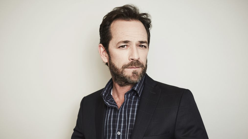 'Riverdale' Star Luke Perry Takes Us on a Trip Through His TV Past: 'I Know What Dylan McKay Did For Me'
