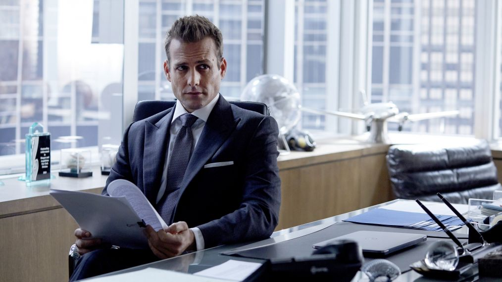 Gabriel Macht Talks That Emotional 'Suits' Season 6 Finale and Darvey's Future