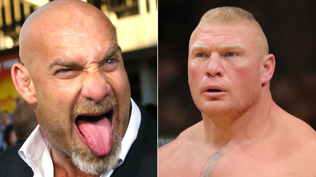 WWE 'Raw': Brock Lesnar Versus Bill Goldberg Made Official for 'WrestleMania 33'