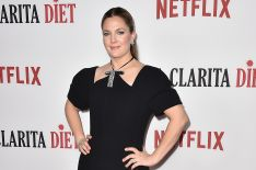 'Santa Clarita Diet' Star Drew Barrymore Didn't Know What 'Netflix and Chill' Meant