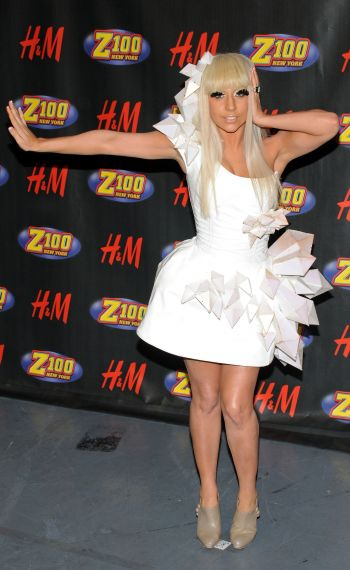 Z100's Jingle Ball 2008 - Press Room