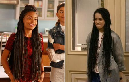 Zoey Johnson Denise Huxtable