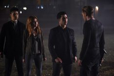 'Shadowhunters': Bosses on Malec's Future, the Soul-Sword and Simon's Survival