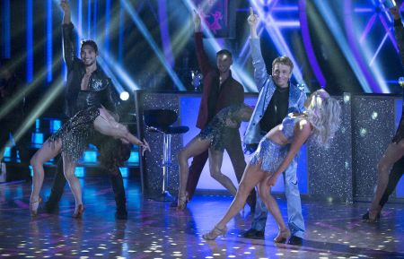 DANCING WITH THE STARS - CHRIS KATTAN, WITNEY CARSON