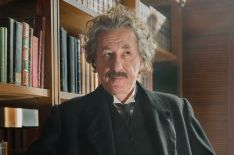 Geoffrey Rush Blinds Us With Science as Albert Einstein in Nat Geo's 'Genius'